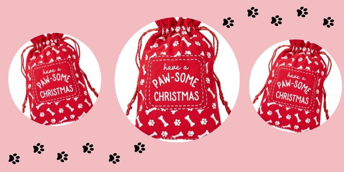Matalan Pet Christmas Sack £5