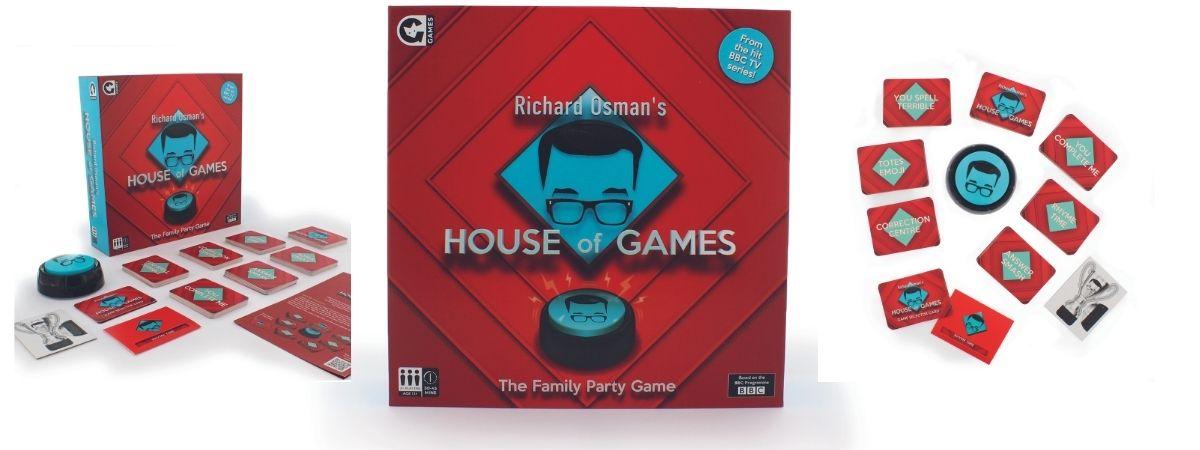 Richard Osman's House of Games Board Game