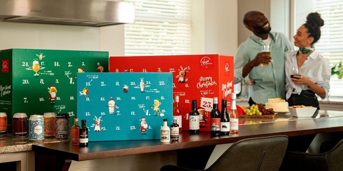 Virgin Wines Christmas Advent Calendars 2021