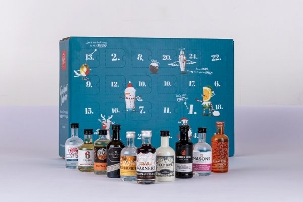Virgin Wines Gin Advent Calendar