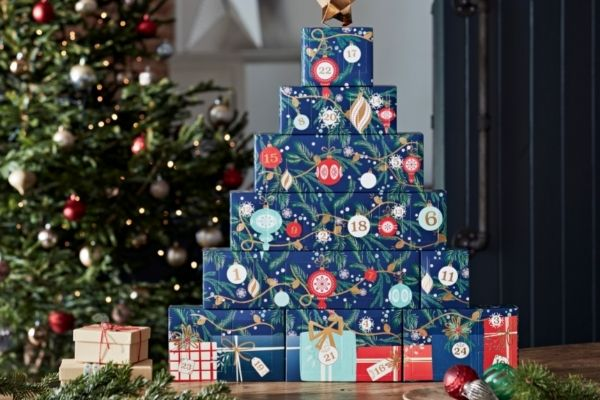 Yankee Candle Advent Tree
