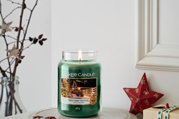 Yankee Candle Countdown To Christmas Collection 2021