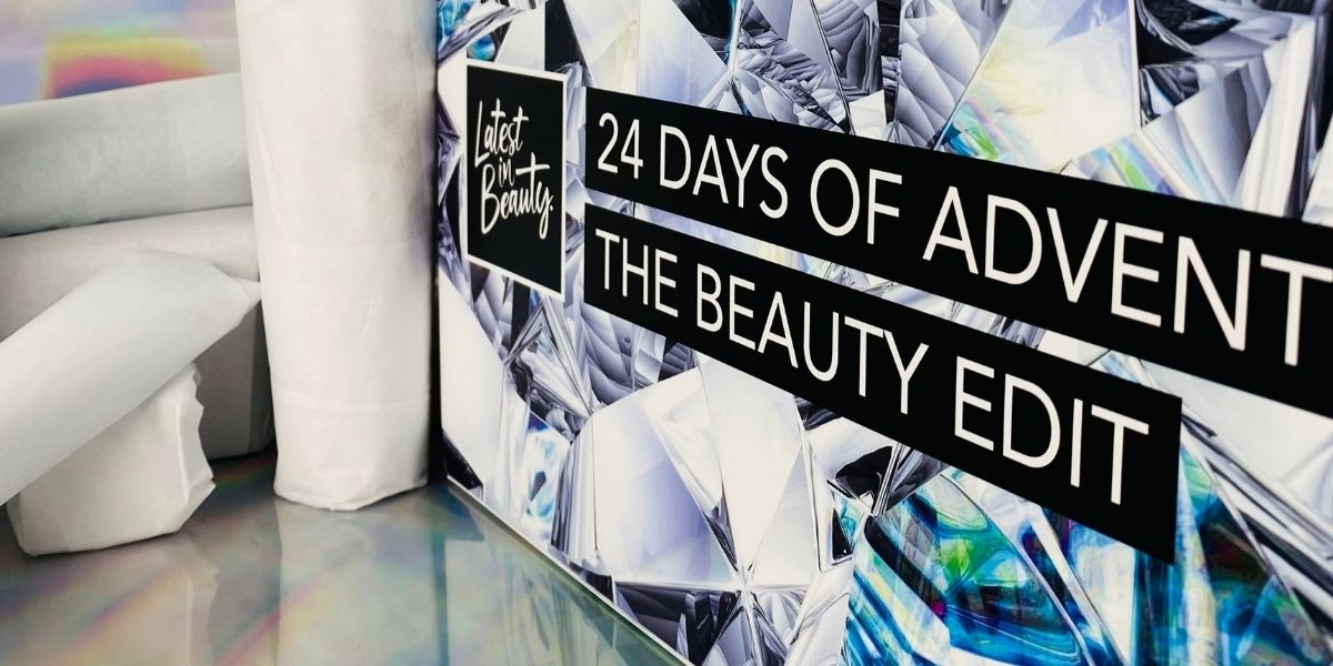 Image Of LATEST IN BEAUTY '24 Days Of Advent Beauty Edit' Advent Calendar 2021