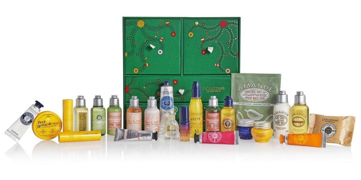 Image Of L'OCCITANE Luxury Beauty Advent Calendar