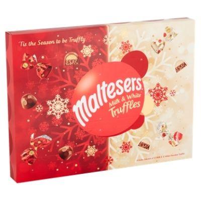 Image Of MALTESERS® Milk & White Truffles Advent Calendar