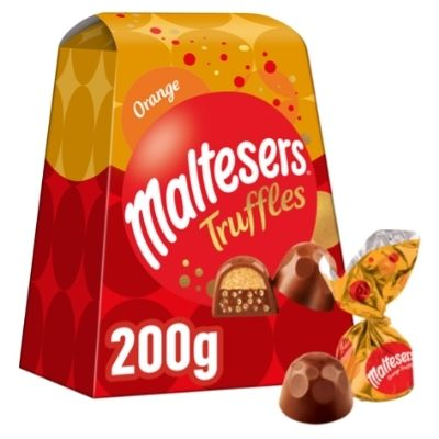 Image Of Maltesers Orange Truffles