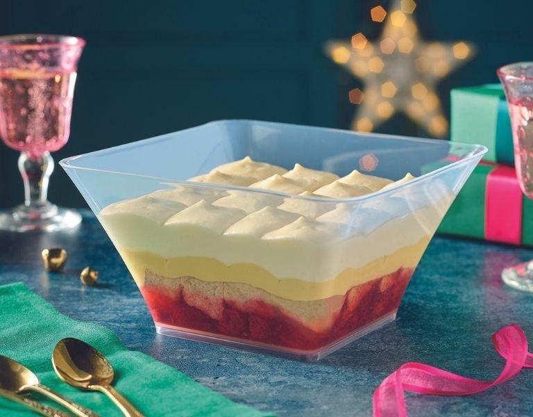 Image Of Morrisons Vegan Trifle