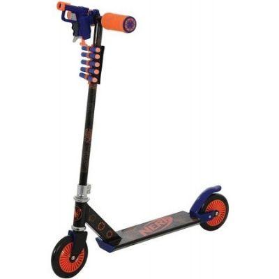 Nerf Blaster Inline Scooter with Blaster & Darts