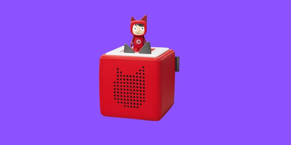 Image Of Toniebox Starter Set