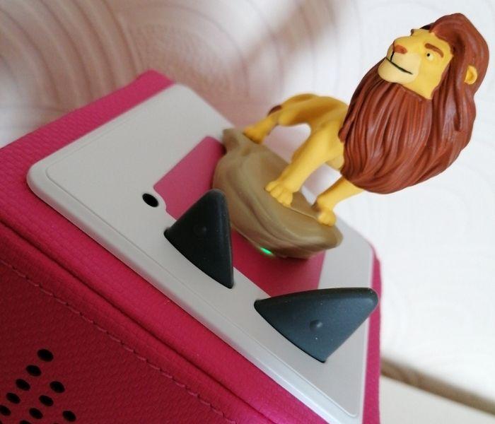 Image Of Toniebox Starter Set The Lion King