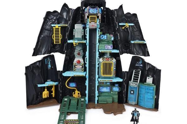 Amazon Top Toys for Christmas 2021 - Batman Giant Transforming Playset