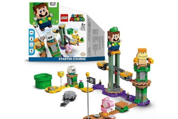 Amazon Top Toys for Christmas 2021 - Luigi Starter Course