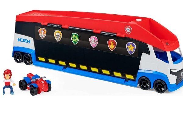 Amazon Top Toys for Christmas 2021 - PAW Patrol Transforming PAW Patroller