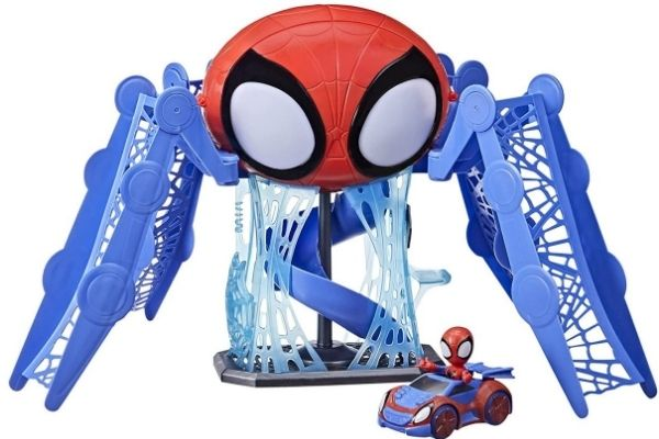 Spidey and His Amazing Friends Playset