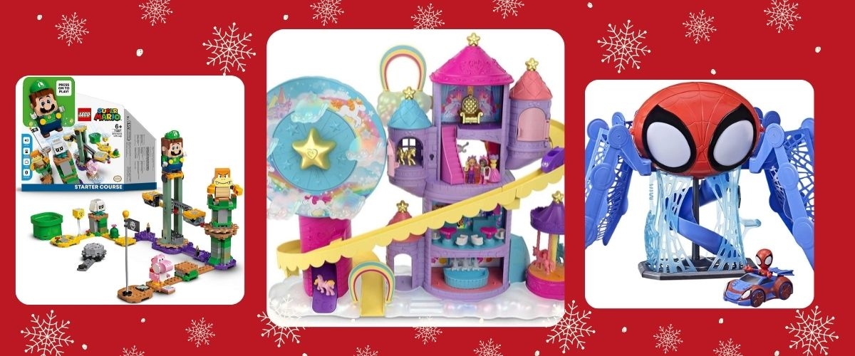 Amazon Top Toys for Christmas 2021
