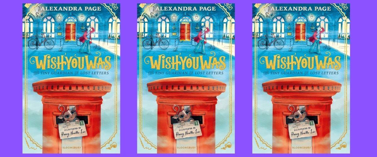 Image of WishYouWas book